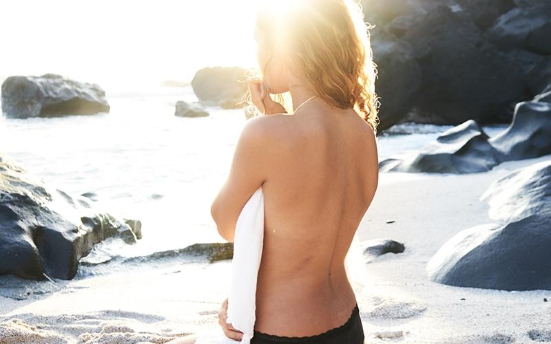 Cuidados que tu piel necesita después de un día de sol