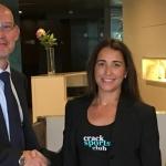 Cànons Clinics i Crack Sports Club firmen un acord de col·laboració per millorar la salut i el benestar de les persones